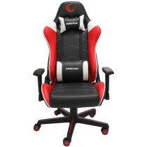Rampage KL-R79 Comfort Gaming Chair Black/Red