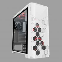 AZZA Storm 6000W Tempered Glass White