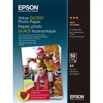 Epson Value Glossy Photo Paper 50 sheets