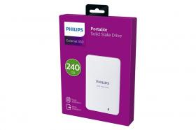 Philips 240GB USB3.0 White