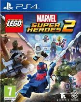 Warner Bros Lego Marvel Super Heroes (PS4)