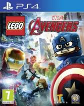 Warner Bros Lego Marvel´s Avengers  (PS4)