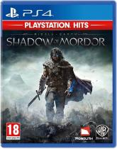 Warner Bros Middle Earth Shadow of Mordor HITS (PS4)