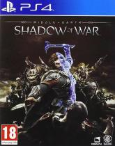 Warner Bros Middle Earth Shadow of War (PS4)