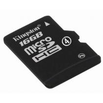 Kingston 16GB microSDHC Class 4 adapter nélkül