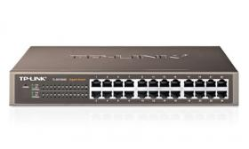 TP-Link TL-SG1024D 24port Gigabit Switch metal
