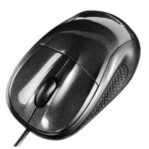 Hama AM100 Optical Mouse, Black