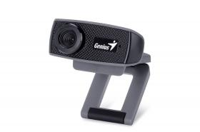 Genius Facecam 1000X V2 Webkamera Black