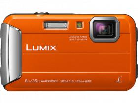 Panasonic DMC-FT30EP-D Orange