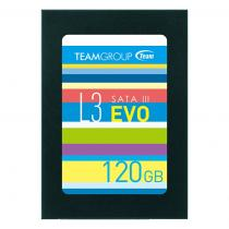 "TeamGroup 120GB 2,5"" SATA3 L3 EVO Series"