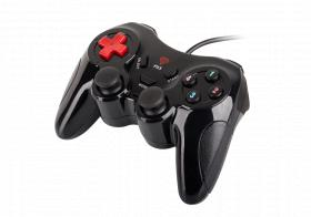 Natec Genesis P33 USB Gamepad Black/Red